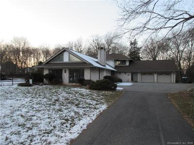 Cheshire Single Family Home For Sale: 728 Yalesville Road