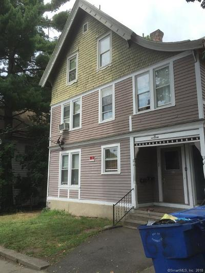 Waterbury Multi Family Home For Sale: 65 Pine Street