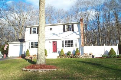 Ledyard CT Single Family Home For Sale: $224,900