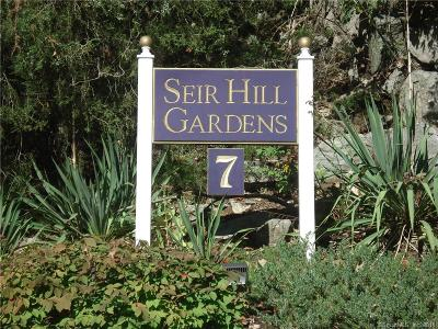 Norwalk Condo/Townhouse For Sale: 7 Seir Hill Road #35