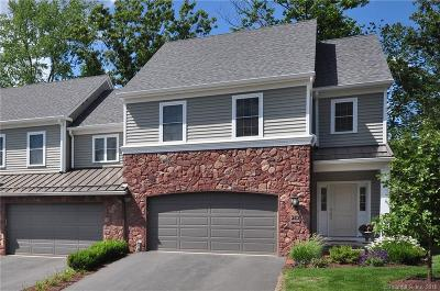 Simsbury Condo/Townhouse For Sale: 4d Mill Lane