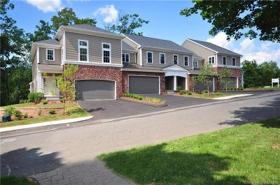 Simsbury Condo/Townhouse For Sale: 8-A Mill Lane #8-A