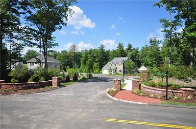 Simsbury Single Family Home For Sale: 103 Carson Way