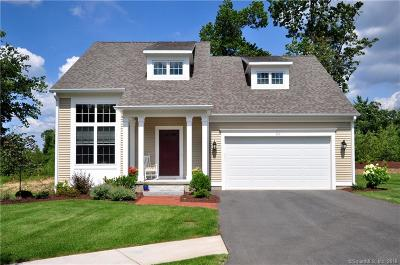 Simsbury Single Family Home For Sale: 106 Carson Way