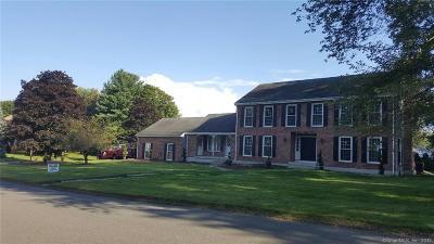 Windsor Single Family Home For Sale: 53 Farmstead Lane