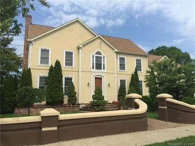 New Haven Single Family Home For Sale: 588 Townsend Avenue