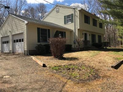 Hamden Single Family Home For Sale: 214 Hillfield Road