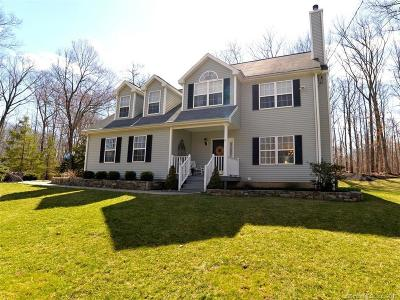 Southbury Single Family Home For Sale: 123 Tuttle Road