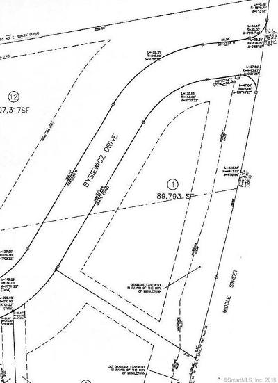 Middletown Residential Lots & Land For Sale: 55 Bysiewicz Drive
