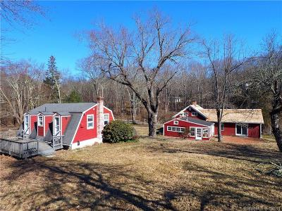 Woodbury Single Family Home For Sale: 83 Painter Hill Road