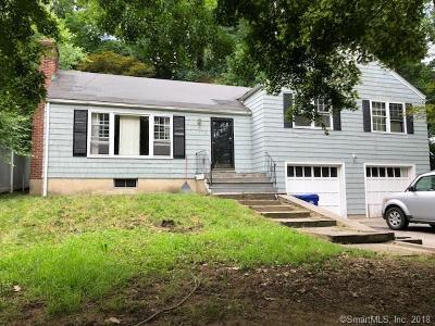 Norwalk Single Family Home For Sale: 8 Charcoal Road