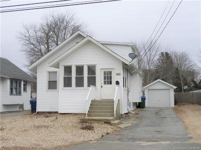 Waterford Single Family Home For Sale: 763 Broad Street Extension