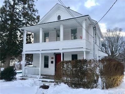 Torrington Single Family Home For Sale: 295 Elm Street