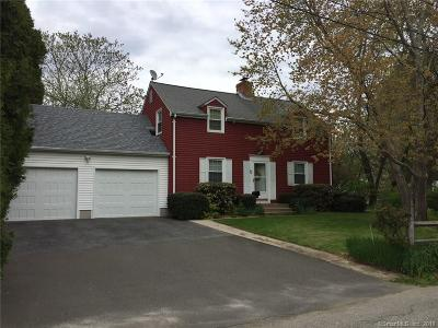 Old Saybrook Single Family Home For Sale: 12 Quarry Street
