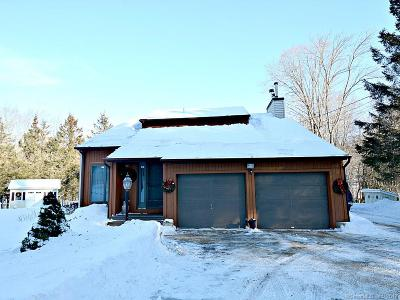 Coventry Single Family Home For Sale: 26 Ridgebrook Drive