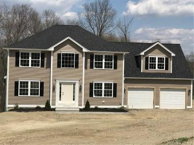 Watertown Single Family Home For Sale: Lot 11 Wolf Hill