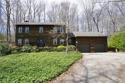Bolton Single Family Home For Sale: 56 Shoddy Mill Road