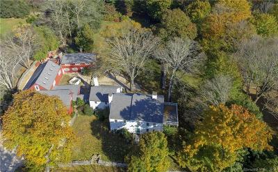 Stamford Single Family Home For Sale: 353 Old Long Ridge Road