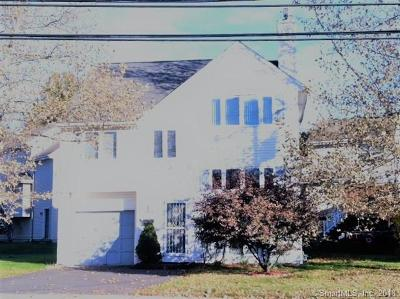 West Hartford Single Family Home For Sale: 768 South Quaker Lane