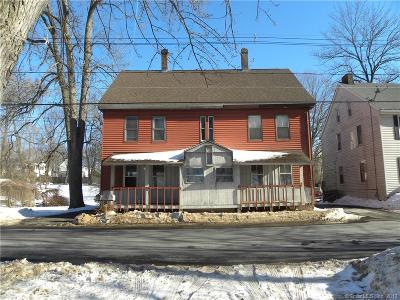 East Windsor Multi Family Home For Sale: 92-94 South Water Street