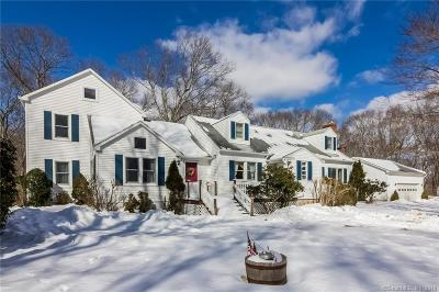 Lyme Single Family Home For Sale: 24 Burr Road