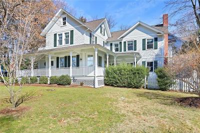Darien Single Family Home For Sale: 76 Noroton Avenue