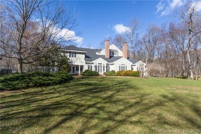Easton Single Family Home For Sale: 28 Jamestown Road