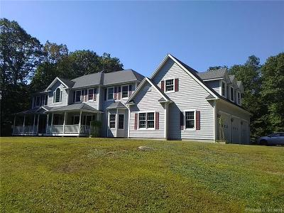 Old Lyme Single Family Home For Sale: 187-1 Mile Creek Road