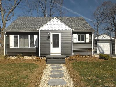 Bristol Single Family Home For Sale: 135 Louisiana Avenue