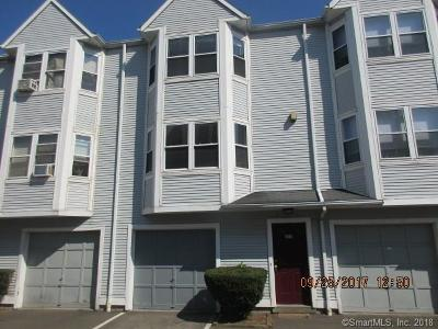 New Haven Condo/Townhouse For Sale: 375 Lombard Street #375