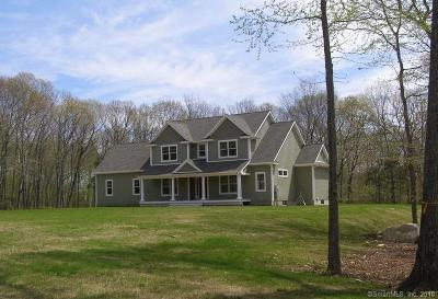 Old Lyme Single Family Home For Sale: 3-1 Great Oak Road