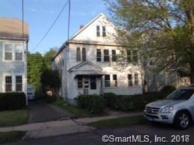 Hamden Multi Family Home For Sale: 19 Winnett Street