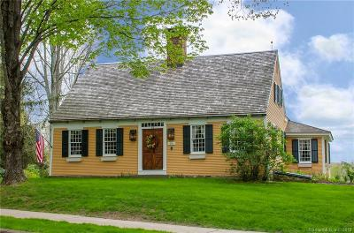 Plymouth Single Family Home For Sale: 63 North Street