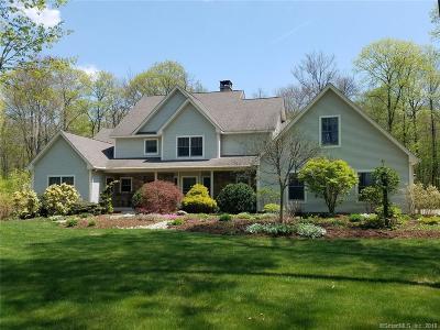 Tolland Single Family Home Show: 44 Birch Hill Drive
