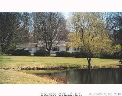 Stonington Single Family Home For Sale: 28 Benjamin Stanton Pentway