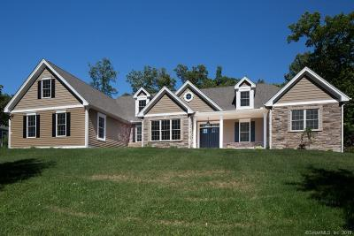 Ellington Single Family Home For Sale: 29 Abbott Road