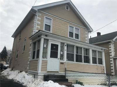 Hartford Single Family Home For Sale: 45 Ward Place
