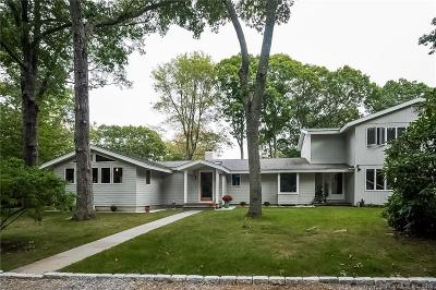 Lyme Single Family Home For Sale: 138 Brush Hill Road