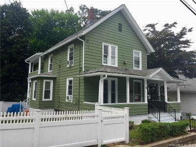 Waterbury Multi Family Home For Sale: 52 Piedmont Street