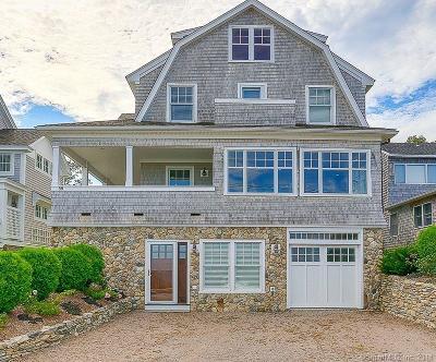Groton Single Family Home For Sale: 88 East Shore Avenue