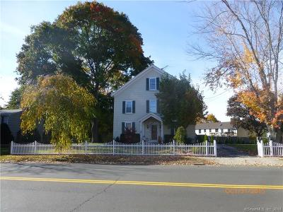 Milford Single Family Home For Sale: 570 Merwin Avenue