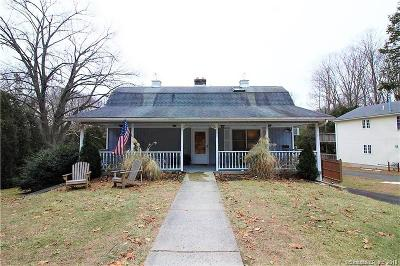 Old Lyme Single Family Home For Sale: 501 South Elm Street