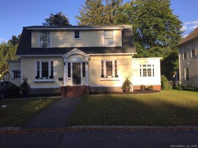 Torrington Single Family Home For Sale: 59 Wilson Avenue