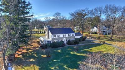 Norwalk CT Single Family Home For Sale: $735,000