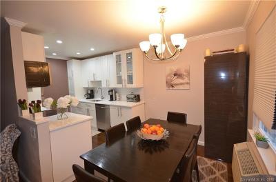 Stamford Condo/Townhouse For Sale: 287 Hamilton Avenue #1E