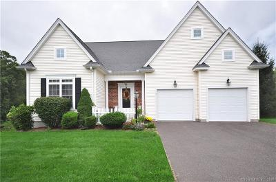 Windsor CT Single Family Home For Sale: $289,900