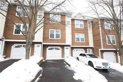 West Haven Condo/Townhouse For Sale: 40 Plainfield Avenue #4