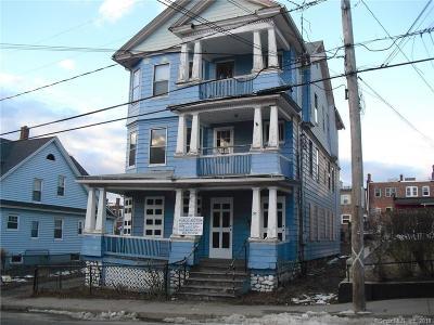 Waterbury Multi Family Home For Sale: 95 Rose Street
