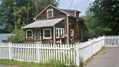 Shelton Single Family Home For Sale: 82 Birchbank Road
