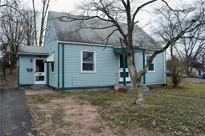 Middletown Single Family Home For Sale: 171 Markham Street